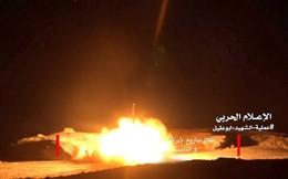 Houthi liên tục tấn công Liên minh quân sự vùng Vịnh, bắn hàng loạt tên lửa vào Ả rập Xê-út