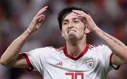 """Tiền đạo Sardar Azmoun: """"Mọi thứ LĐBĐ Iran nói ra đều là chém gió"""""""