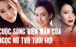 3 ngọc nữ TVB tuổi Hợi: Bước chân vào làng giải trí với con đường đầy hoa và cuộc sống viên mãn ở tuổi U50