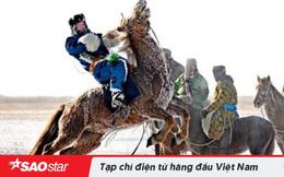 Phong tục kì lạ ngày Tết trên thảo nguyên Mông Cổ