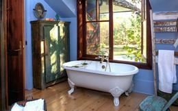 20 ý tưởng cần học ngay để có một phòng tắm đẹp sang trọng và lãng mạn trong dịp năm mới