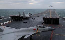 Tàu sân bay Trung Quốc lột xác với máy phóng từ trường?