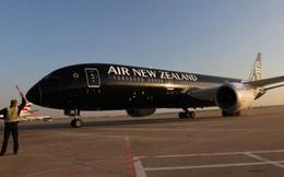 Máy bay New Zealand quay đầu vì Trung Quốc không cho hạ cánh
