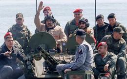 Venezuela chính thức khởi động tập trận lớn nhất trong lịch sử
