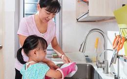 Con có lười và hay trốn việc đến mấy, các mẹ hãy cứ áp dụng ngay 3 phương pháp này là con lại chăm ngay