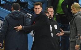 Thua thảm, HLV Chelsea phớt lờ cái bắt tay của HLV Man City