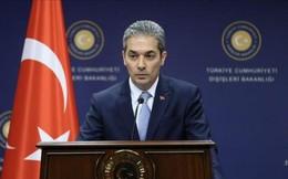 Thổ Nhĩ Kỳ công khai lên án Trung Quốc về vấn đề người Duy Ngô Nhĩ, phía Bắc Kinh phản ứng