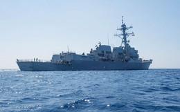 Mỹ tiếp tục điều 2 tàu khu trục tên lửa tới Biển Đông, thách thức Trung Quốc