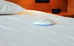 Robot đời mới, tự dọn sạch ẩm mốc trên giường nệm một cách tự động