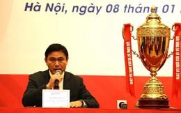 Bầu Tú nhường ghế Trưởng giải V.League 2019 cho ông Nguyễn Trọng Hoài