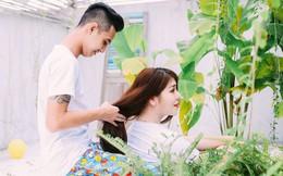 """Chuyện tình cô nàng chuyển giới nặng 100kg và chàng """"ốc tiêu"""" Sài Gòn: 6 năm yêu nhau không cần hoa và quà vào Valentine!"""