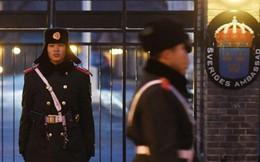 Thụy Điển triệu hồi Đại sứ tại Trung Quốc vì 'cuộc hẹn hò' kỳ lạ