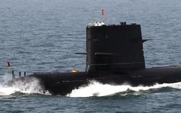 Mỹ đang mất dần lợi thế tàu ngầm trước Trung Quốc