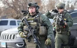 Xả súng tại kho hàng Mỹ, 10 người thương vong
