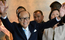 Tài sản giảm 4 tỷ USD, tỷ phú Li Ka-shing vẫn là người giàu nhất Hồng Kông