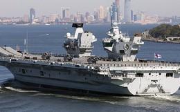 Anh tiến thoái lưỡng nan sau tuyên bố điều tàu sân bay tới Thái Bình Dương, thách thức Trung Quốc