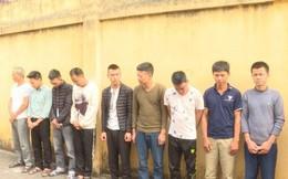 Hưng Yên: Bắt 13 con bạc, thu giữ hơn 200 triệu đồng