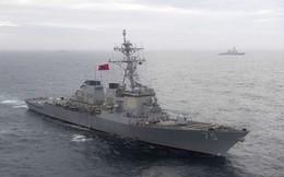 """Hải quân Nga """"dàn trận"""" chờ đón chiến hạm Mỹ"""