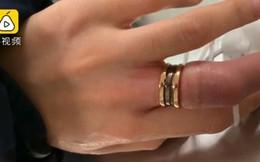 Cô gái đau khổ vì phải cắt chiếc nhẫn kỷ niệm do tăng cân, nhưng cách xử lý của bạn trai mới khiến mọi người chú ý