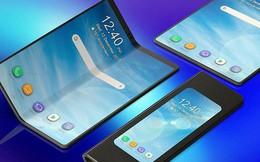 Samsung giới thiệu smartphone mở ra gập vào như cuốn sổ, 6 camera, 2 cục pin, giá 2 nghìn đô