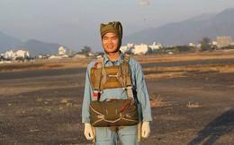 Phi công quân sự cấp 1 từng trúng tuyển khóa đi học tàu ngầm