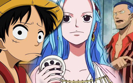 """One Piece: 4 nhân vật """"tai to mặt lớn"""" từng được Luffy mời vào băng Mũ Rơm nhưng đã từ chối thẳng thừng"""