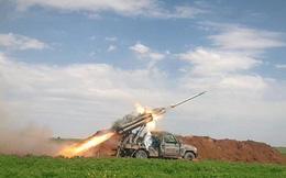Quân thánh chiến pháo kích khủng bố quê hương ông Assad, quân đội Syria phá hủy các trận địa của Hồi giáo cực đoan