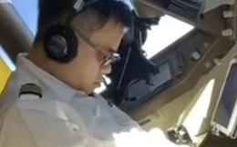 Phi công của China Airlines bị phạt sau khi lộ video ngủ gật trong buồng lái khi đang bay