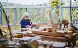 Cụ bà 76 tuổi yêu thích đọc sách, nấu ăn, sống gần thiên nhiên trong ngôi nhà thôn quê rộng 400m² ở Nhật Bản