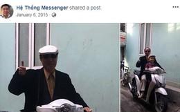 Tại sao tên trên Facebook lại bị đổi thành hệ thống Messenger?