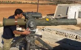 FSA phá hủy xe quân sự của SAA bằng tên lửa do Mỹ sản xuất ở Hama