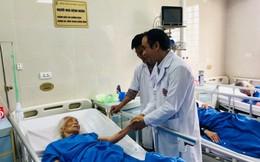 """""""Cứu"""" bệnh nhân 104 tuổi gãy phức tạp xương đùi, mắc bệnh lý tim mạch nguy hiểm nhờ kỹ thuật này"""