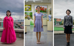 Ngắm vẻ đẹp vừa dịu dàng vừa mạnh mẽ của các bóng hồng Triều Tiên trong những bức ảnh đời thường