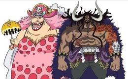 """One Piece: Chuyện gì xảy ra nếu Kaido và Big Mom sử dụng """"Lưỡng long nhất thể""""? Câu trả lời sẽ khiến bạn bị sốc đấy"""