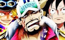 One Piece: 4 nhân vật cực mạnh sẽ hỗ trợ Luffy đánh bại Thủy sư đô đốc Akainu trả thù cho Ace?