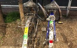 """Chuyện chàng trai Việt đi làm ở đất Nhật: Gửi xe đạp ven đường, lúc ra về khóc ròng vì xe """"dát"""" toàn phân chim"""