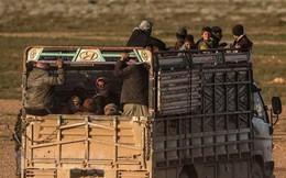 Liên quân Mỹ bị cáo buộc sử dụng bom phốt pho trắng tại Syria