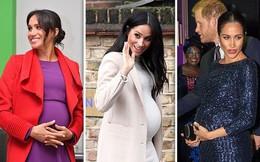 Con đầu lòng của Meghan và Hoàng tử Harry dù chưa chào đời đã làm nên lịch sử của Hoàng gia Anh, điều 3 con nhà Kate không có