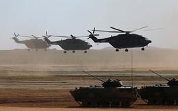 """Kinh tế tăng trưởng chững lại, Trung Quốc vẫn """"thả ga"""" chi tiêu cho quân sự"""