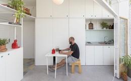 Căn hộ 25m² mát về hè, ấm về đông và luôn rộng hơn diện tích thực bởi thiết kế nội thất thông minh