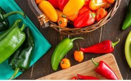 Lợi ích sức khỏe của ớt đỏ bạn nên biết
