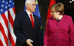 Đức gạt phăng yêu cầu của Mỹ gửi tàu tới eo biển Kerch thị uy Nga