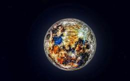 Ảnh chụp Mặt trăng này vô cùng rực rỡ nhưng hóa ra là... ghép 150.000 bức hình với nhau