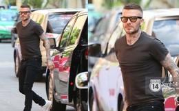 Cuối cùng David Beckham đã xuất hiện tại sự kiện ở TP.HCM: Ngôi sao quốc tế chuẩn bị gặp gỡ 2 cầu thủ Việt đình đám