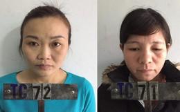 """Khởi tố hai """"nữ quái"""" dụ dỗ người bán sang Trung Quốc"""