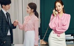 Park Min Young  - Yoo In Na: Hai nàng thư ký xinh đẹp với khá nhiều điểm chung trong phong cách mà nàng công sở nào cũng muốn học theo