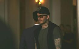 David Beckham tức tốc rời khỏi Việt Nam sau chuyến thăm vỏn vẹn 24 giờ