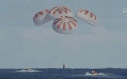 SpaceX thử nghiệm thành công tàu vũ trụ, NASA sẽ không còn phụ thuộc Nga