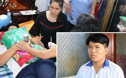 Hình ảnh tiều tụy của nam sinh bị vạ oan vụ cô giáo vào nhà nghỉ với học sinh lớp 10