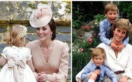 Đây là điều Công nương Kate có nhưng mẹ chồng quá cố của cô lại không may mắn có được để níu kéo cuộc hôn nhân mong manh của mình